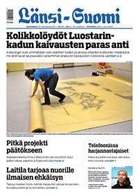 Länsi-Suomi, November 2017