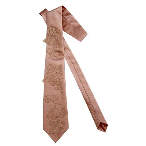Rosa tie