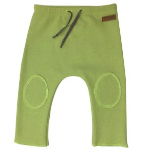 lime green pants