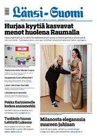 Länsi-Suomi, December 4, 2018