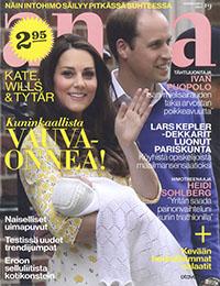 Anna Magazine, May 2015