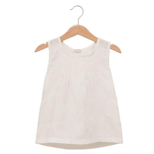 cotton angel wing dress