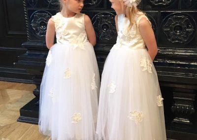 Bridesmaids in Tallin, Estonia