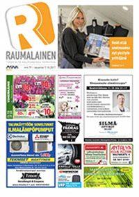 Raumalainen, October 2017