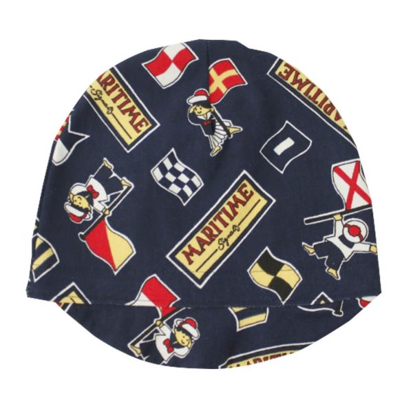 marina beanie with lid