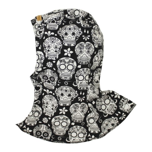 skeleton helmet hat