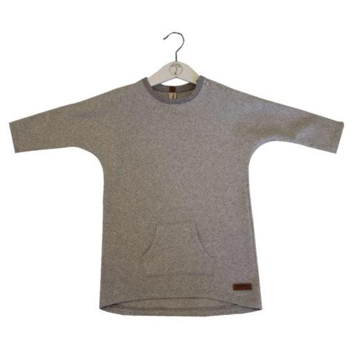 Gray college tunika