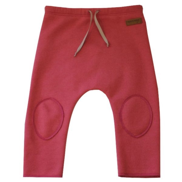 Fuchsia pants