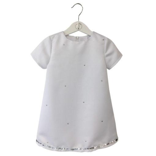 white angel dress