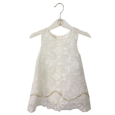 lace dress 74cm