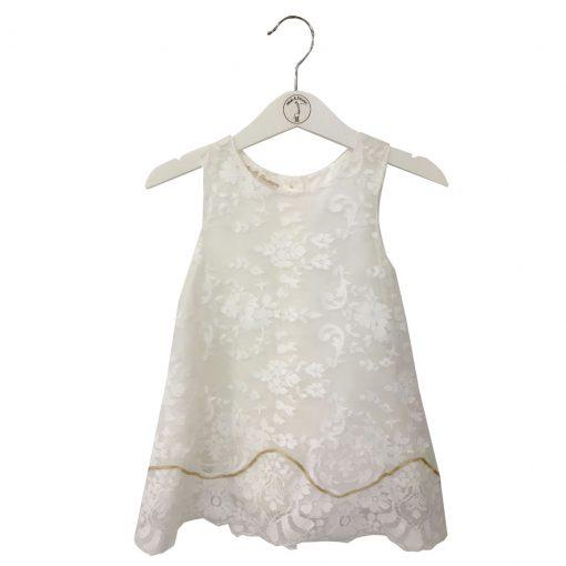 lace dress 74cm