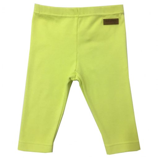 leggings neon yellow