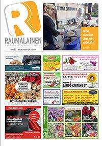 Raumalainen, May 2019