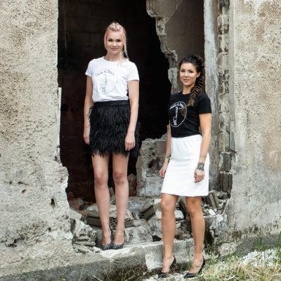 photoshoot Salla & Sarita