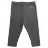 Grey baby leggings