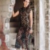 Sarita black lace dress 3