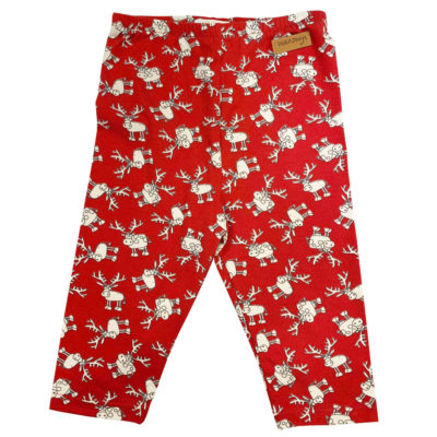 Raindeer leggings