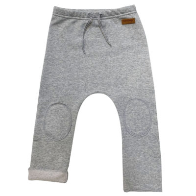 Light grey jersey pants