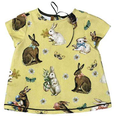 bunny dress 62cm