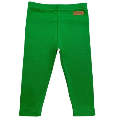 Grass green leggings