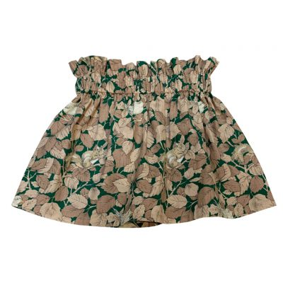Green squirrel skirt