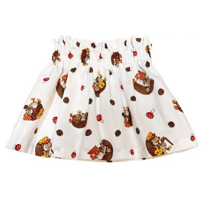 Hedgehog skirt
