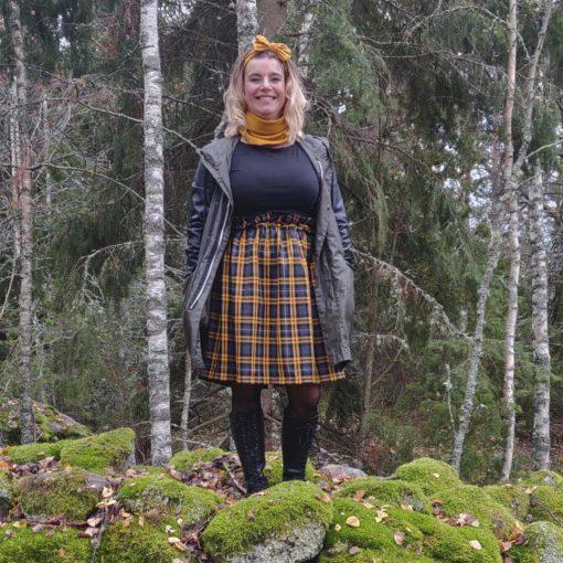 Jenny Kanerva skirt