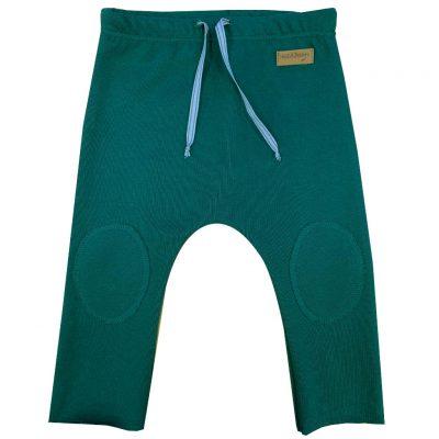 Bottle green pants